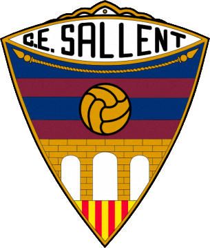 Escudo de C.E. SALLENT (CATALUÑA)