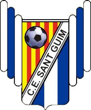Escudo de C.E. SANT GUIM (CATALUÑA)
