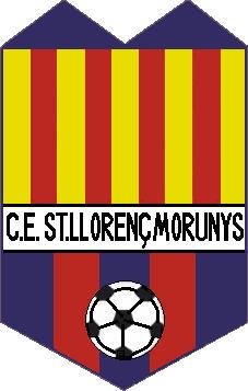 Escudo de C.E. SANT LLORENÇ MORUNYS (CATALUÑA)