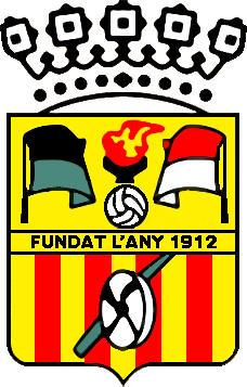 Escudo de C.E. SANT VICENÇ DELS HORTS-A. VICENTÍ (CATALUÑA)