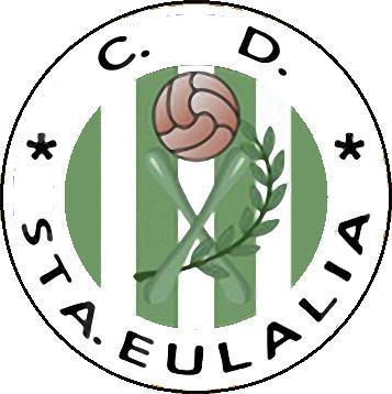 Escudo de C.E. SANTA EULALIA DE RONÇANA (CATALUÑA)