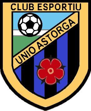 Escudo de C.E. UNIÓ ASTORGA (CATALUÑA)