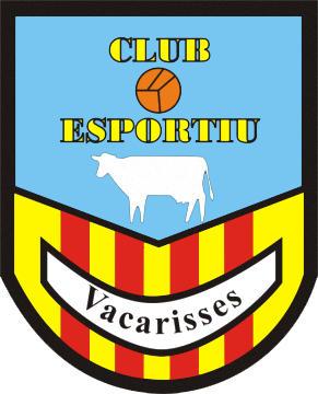 Escudo de C.E. VACARISSES (CATALUÑA)