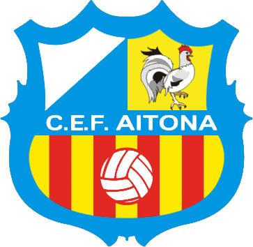 Escudo de C.E.F. AITONA (CATALUÑA)