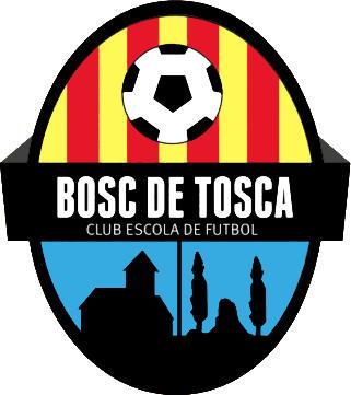 Escudo de C.E.F. BOSC DE TOSCA (CATALUNHA)