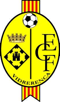 Escudo de C.E.F. SPORTING VIDRERENCA (CATALUÑA)
