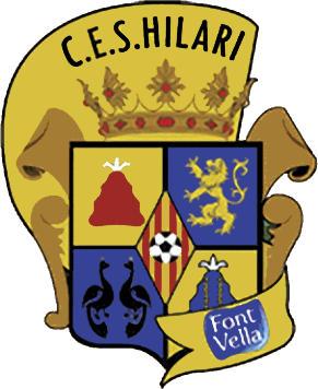 Escudo de C.E.S. HILARI-FONT VELLA (CATALUÑA)