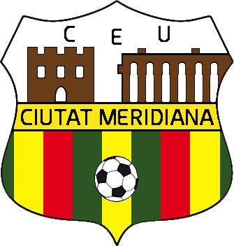 Escudo de C.E.U. CIUTAT MERIDIANA (CATALUÑA)