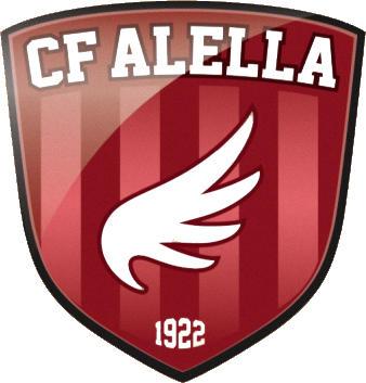 Escudo de C.F. ALELLA (CATALUÑA)