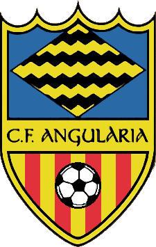 Escudo de C.F. ANGULÀRIA (CATALUÑA)