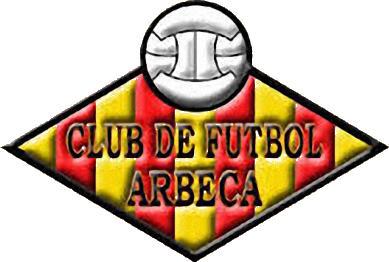 Escudo de C.F. ARBECA (CATALUÑA)
