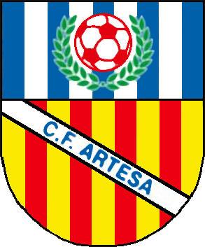 Escudo de C.F. ARTESA (CATALUÑA)
