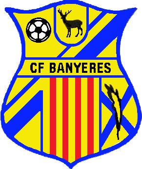 Escudo de C.F. BANYERES (CATALUÑA)