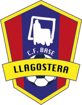 Escudo de C.F. BASE LLAGOSTERA (CATALUÑA)