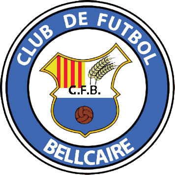 Escudo de C.F. BELLCAIRE (CATALUÑA)