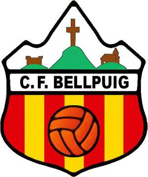 Escudo de C.F. BELLPUIG (CATALUÑA)