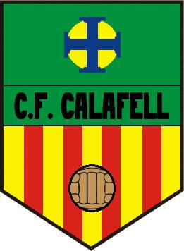 Escudo de C.F. CALAFELL (CATALUÑA)
