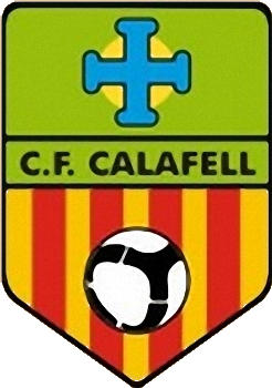 Escudo de C.F. CALALFELL (CATALUÑA)