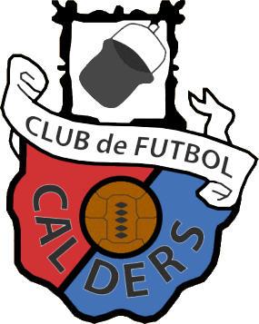 Escudo de C.F. CALDERS (CATALUÑA)