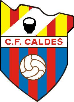 Escudo de C.F. CALDES (CATALUÑA)