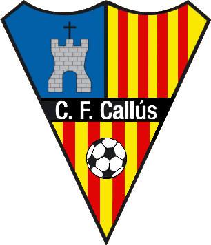 Escudo de C.F. CALLÚS (CATALUÑA)