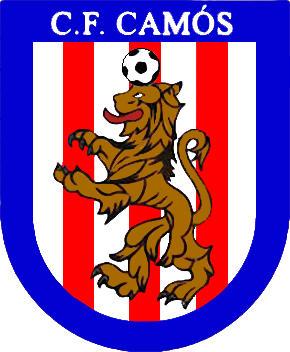 Escudo de C.F. CAMÓS (CATALUÑA)