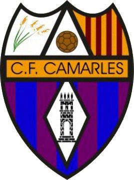 Escudo de C.F. CAMARLES (CATALUÑA)