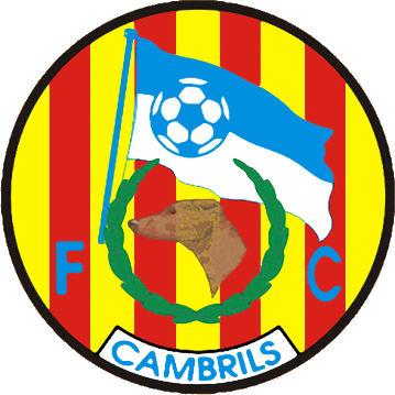 Escudo de C.F. CAMBRILS (CATALUÑA)