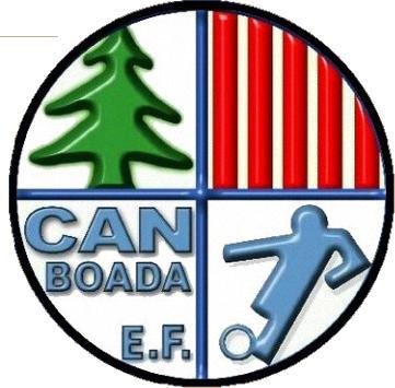 Escudo de C.F. CAN BOADA (CATALUÑA)
