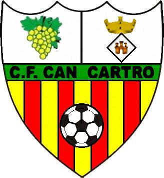 Escudo de C.F. CAN CARTRÓ (CATALUÑA)