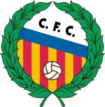 Escudo de C.F. CANONJA (CATALUNHA)