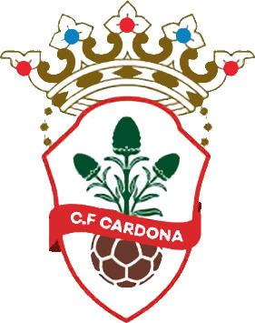 Escudo de C.F. CARDONA (CATALUÑA)