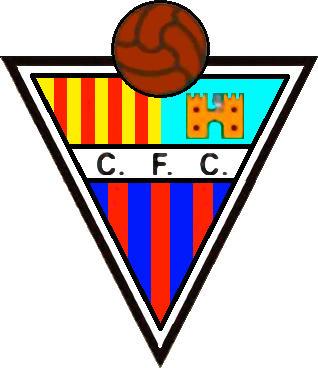 Escudo de C.F. CASTELLGALÍ (CATALUÑA)