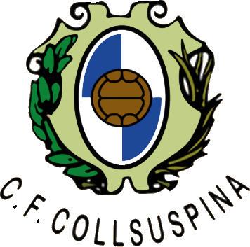 Escudo de C.F. COLLSUSPINA (CATALUÑA)