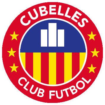 Escudo de C.F. CUBELLES (CATALUÑA)