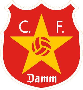 Escudo de C.F. DAMM (CATALUÑA)