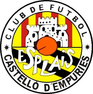 Escudo de C.F. ESPLAIS (CATALUÑA)