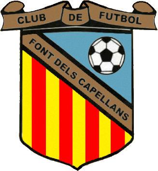 Escudo de C.F. FONT DELS CAPELLANS (CATALUÑA)