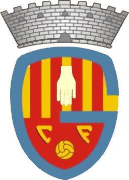 Escudo de C.F. GANDESA (CATALUÑA)