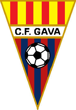 Escudo de C.F. GAVÁ (CATALUÑA)