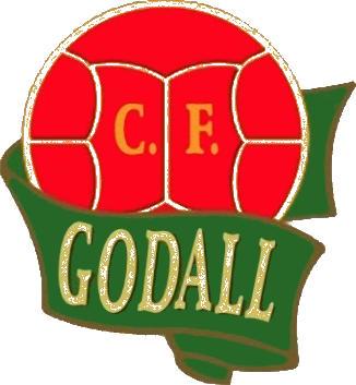 Escudo de C.F. GODALL (CATALUÑA)