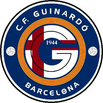 Escudo de C.F. GUINARDÓ (CATALUÑA)