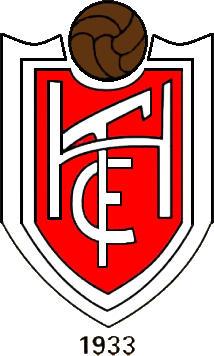 Escudo de C.F. HOSTALETS DE PIEROLA (CATALUÑA)
