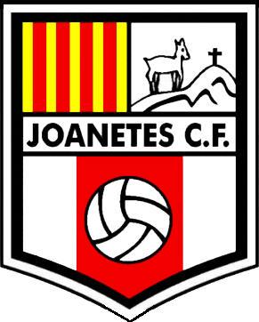Escudo de C.F. JOANETES (CATALUÑA)