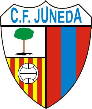Escudo de C.F. JUNEDA (CATALUNHA)