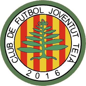 Escudo de C.F. JUVENTUT TEIÀ (CATALUÑA)