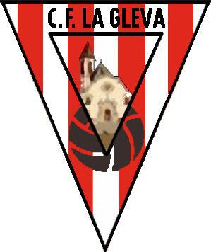 Escudo de C.F. LA GLEVA (CATALUÑA)