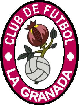 Escudo de C.F. LA GRANADA (CATALUÑA)