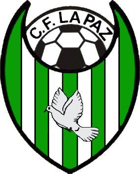 Escudo de C.F. LA PAZ (CATALUÑA)