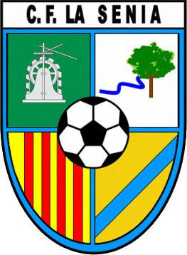 Escudo de C.F. LA SÉNIA (CATALUÑA)